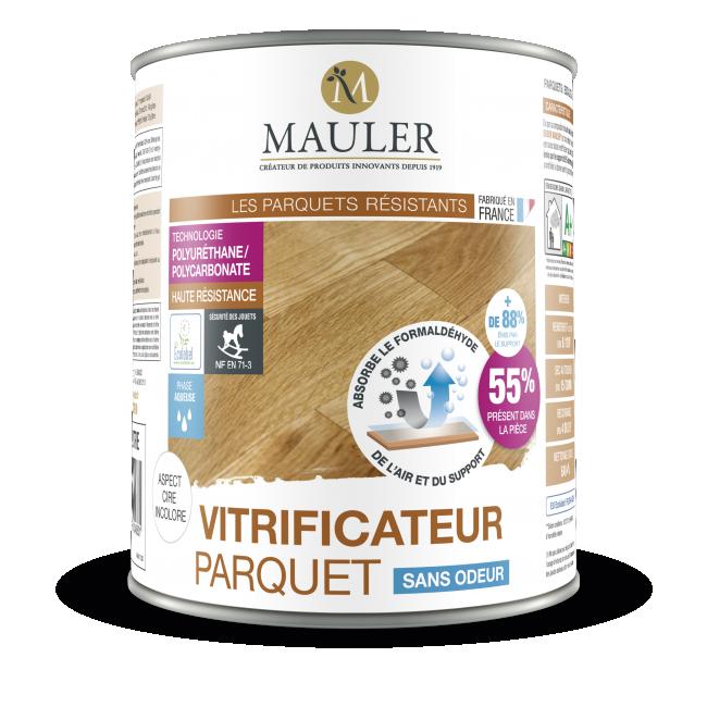 Vitrificateur pour parquet Mauler