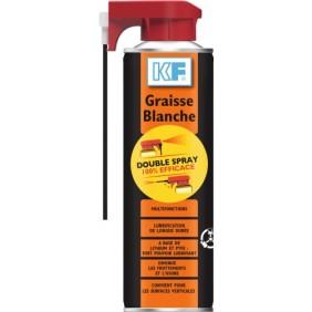 Graisse blanche - diffuseur double spray - lubrification longue durée KF