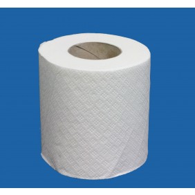 Lot de rouleaux de papier toilette 400 feuilles - 100% recyclé naturel PAPECO