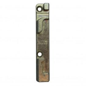 Gâche inférieure - pour oscillo-battant PVC -  E-18759-00 FERCO