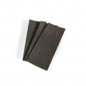 Patins en feutre adhésifs pour protection des meubles - rectangulaire EMUCA