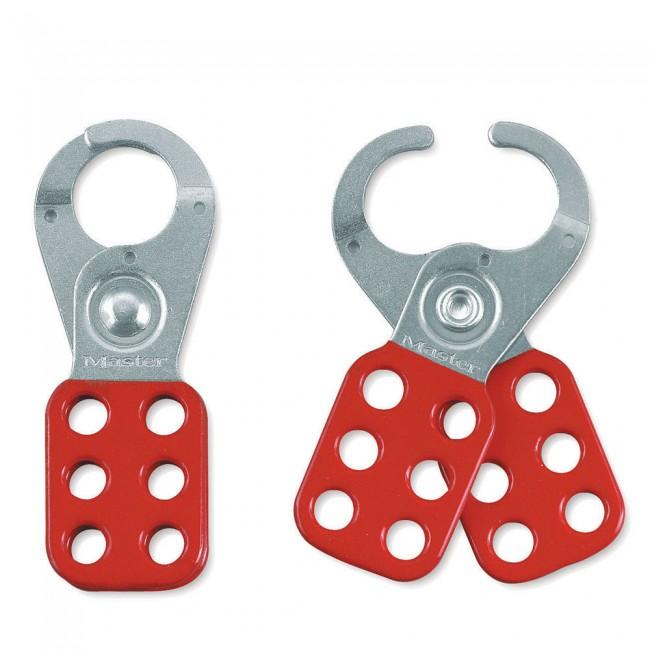 Crochet de consignation, 25 ou 38 mm d'écartement de mâchoire MASTER LOCK