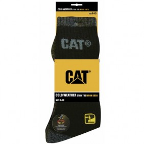 Lot de 2 paires de chaussettes - pointure 41 à 45 Caterpillar