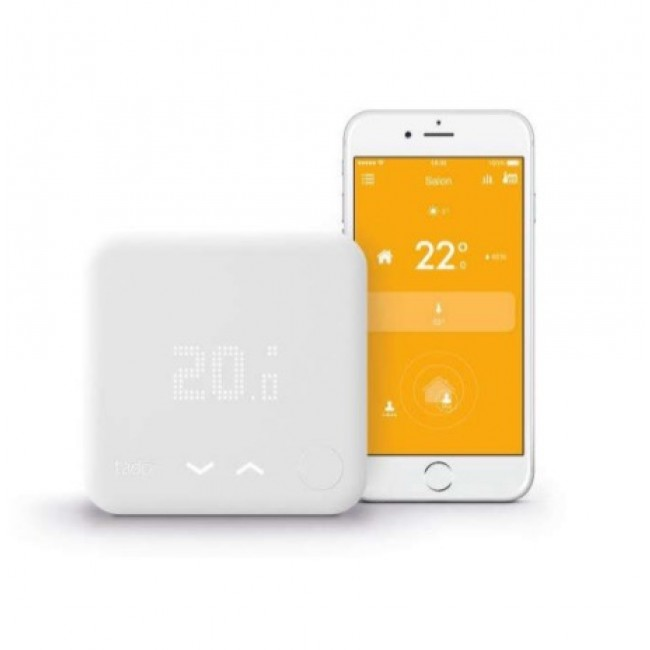 Thermostat intelligent et connecté V3 - kit de démarrage TADO