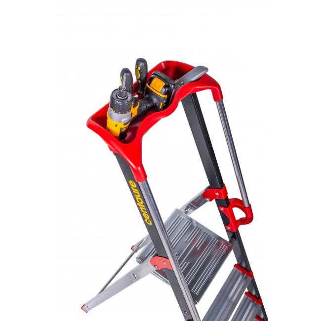 Tablette porte-outils pour escabeau Pro'UP C239206 CENTAURE