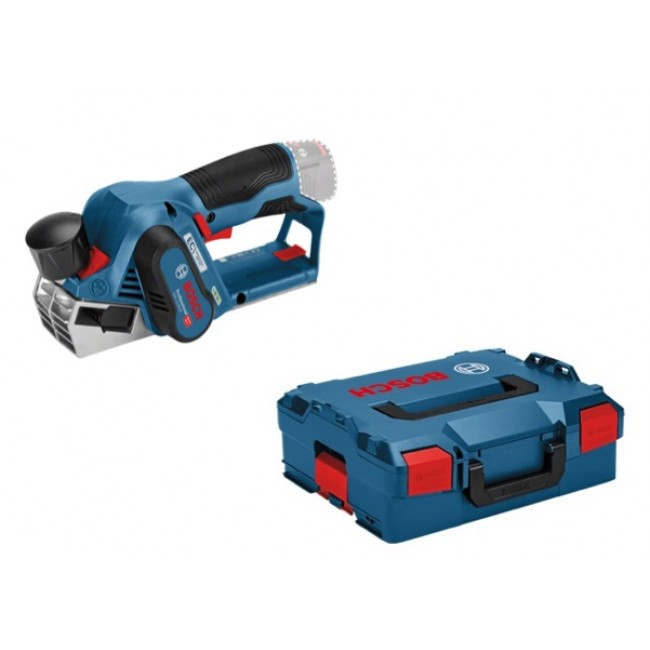 Rabot sans fil GHO 12V-20 solo en coffret L-Boxx - 06015A7002 BOSCH