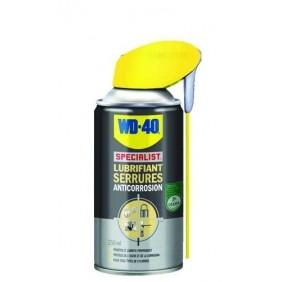 Lubrifiant Serrures Système Professionnel 250 ml WD40