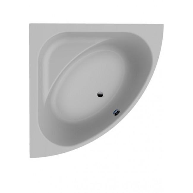 Tablier pour baignoire Baline asymétrique - acrylique  - 150 x 90 cm LEDA