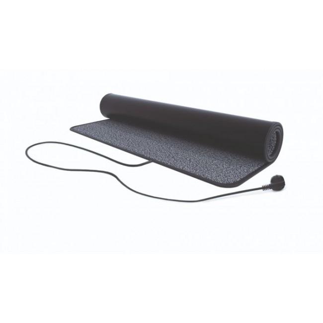 Tapis chauffant - 800x500mm - Gris foncé - 65W BRICOZOR