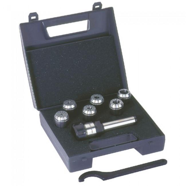 Coffret porte pince CM3 ER32 - 6 pinces (6, 8, 10, 12, 16, 20) Promac