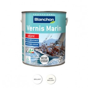 Vernis Marin - résistance UV - aspect brillant BLANCHON