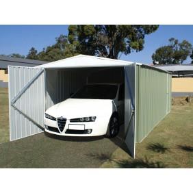 Garage métal 17,52 m2 Absco 3060 HABRITA