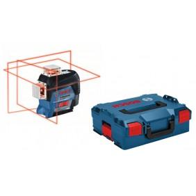 Niveau laser ligne GLL 3-80 C solo en coffret L-Boxx - 0601063R03 BOSCH
