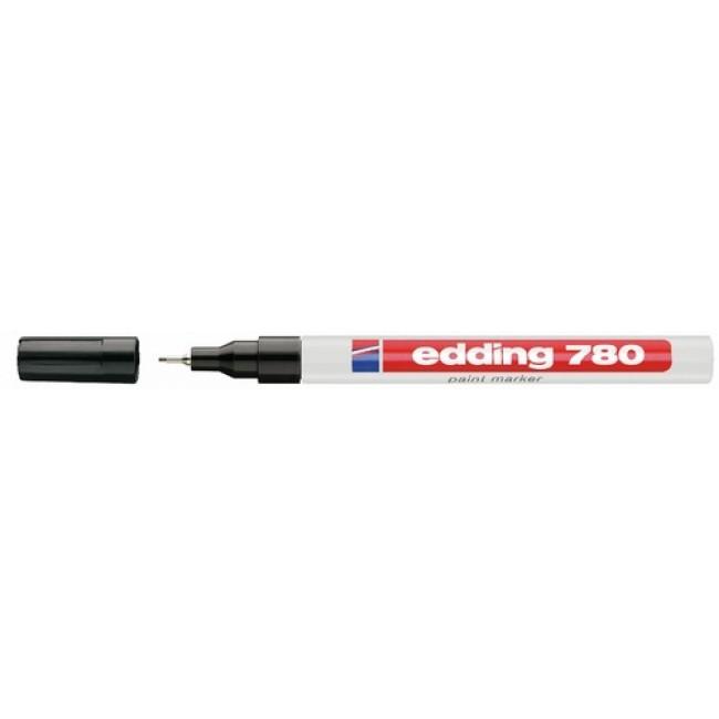 Marqueur peinture - pointe fine 780 EDDING