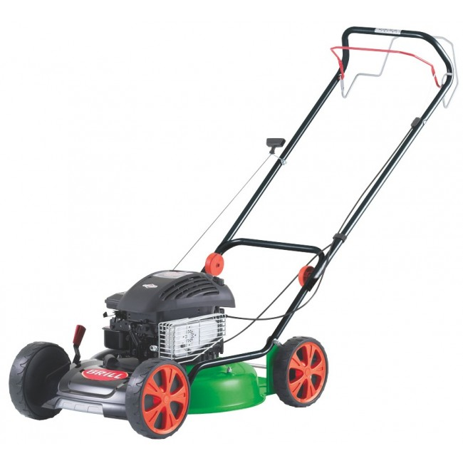 Tondeuse mulching 2 en 1 46cm B&S Steelline Bio Plus 46 XLR 4.0 BRILL