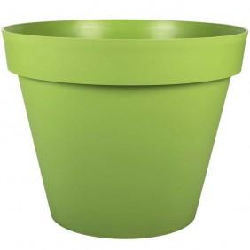 Pot rond Thé Matcha -diamètre 100 cm  - 356 litres - Toscane 13634 EDA PLASTIQUES