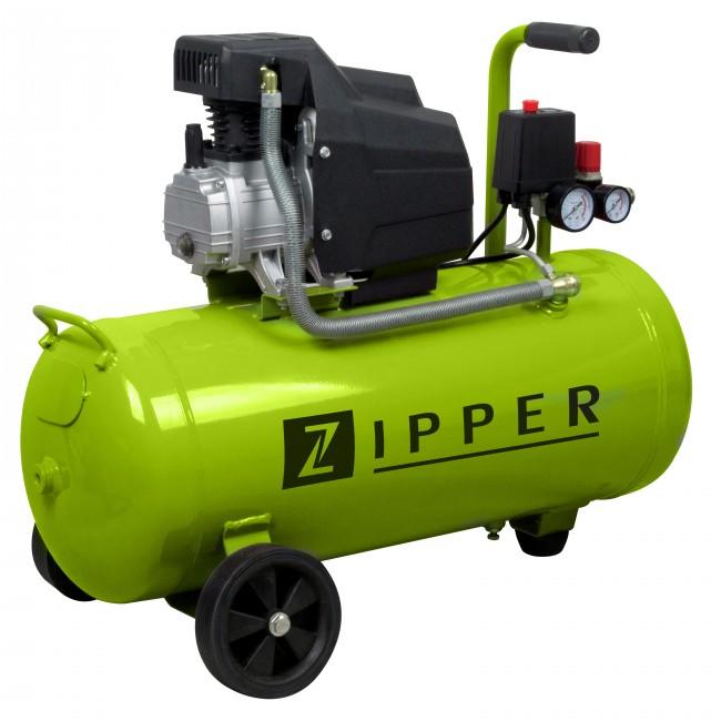 compresseur cuve 50 litres zi com50e zipper bricozor. Black Bedroom Furniture Sets. Home Design Ideas