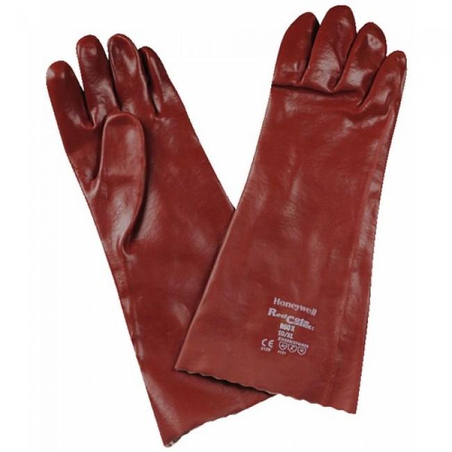 Gants produits chimiques - Redcote Plus - R60X HONEYWELL
