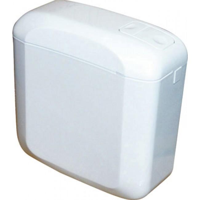 Réservoir attenant universel BI-FLO 150 blanc REGIPLAST
