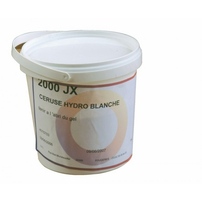 Céruse hydro - blanche - 1 litre CELLIOSE