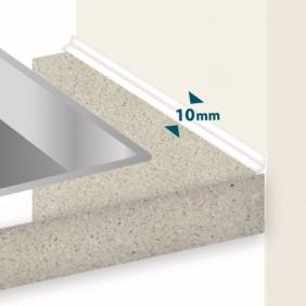 Joints d'étanchéité plastique pour plan de travail NORDLINGER