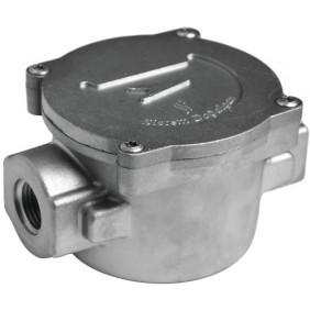 Filtre gaz - moyenne pression - à cartouche 50 µm - SD-MP CLESSE
