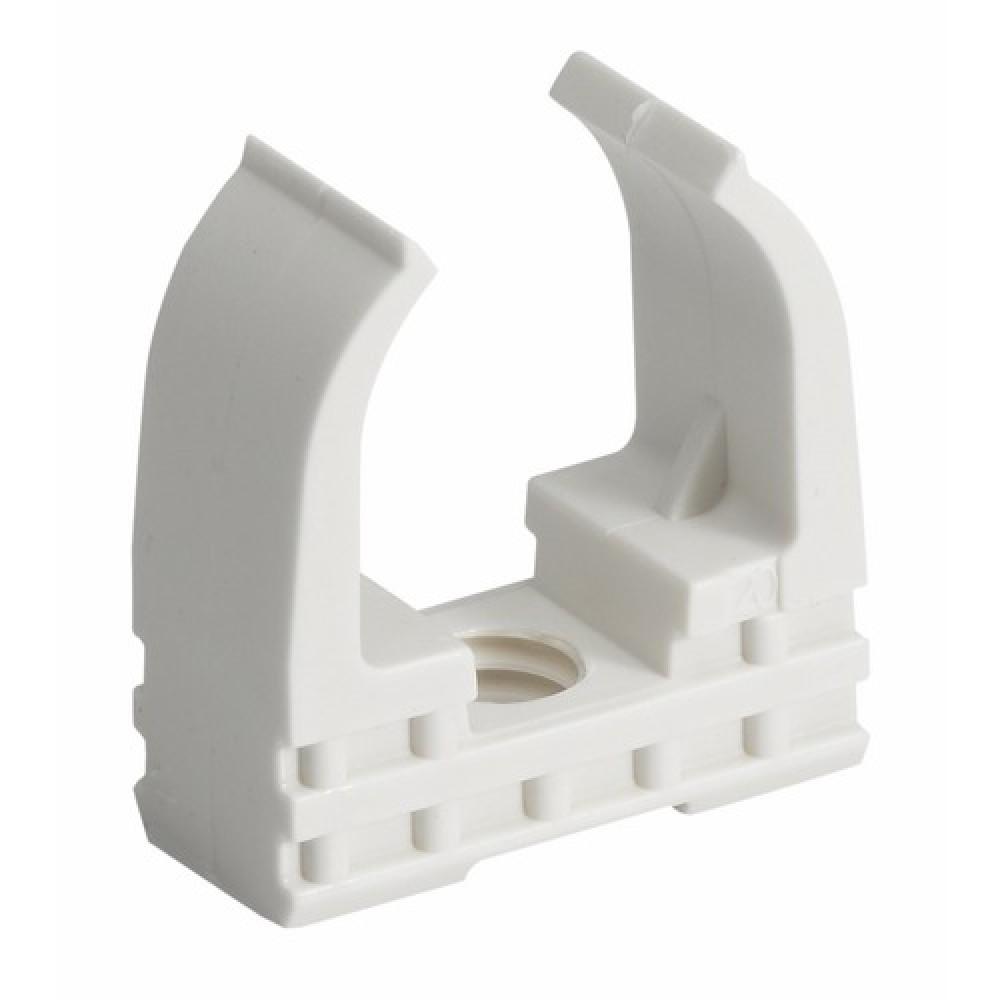 clip tube standard pour fixation de tubes irl mureva fix schneider bricozor. Black Bedroom Furniture Sets. Home Design Ideas