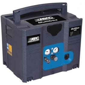 Compresseur multibox Compressor - 1,5 CV 6 litres ABAC