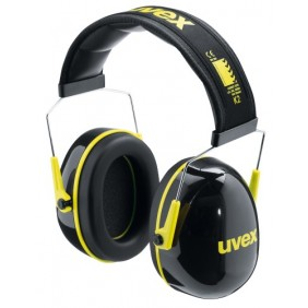 Casque antibruit - protection auditive - K2 UVEX