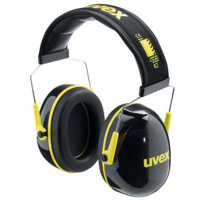 Casque antibruit - protection auditive - K2 UVEX