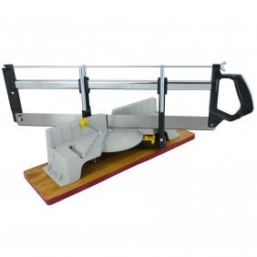 Scie à onglets manuelle 550 mm - ENERGYSAW-550 PEUGEOT