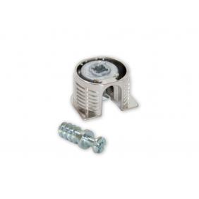 Kit boîtier d'assemblage Fix - 20 pièces EMUCA