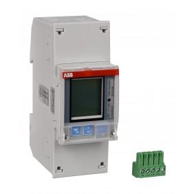 Compteur d énergie - monophasé - 65 A ABB
