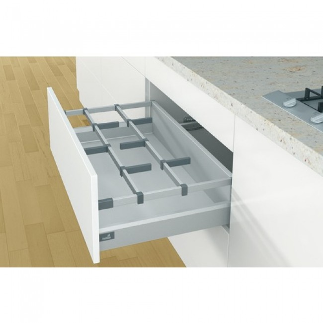 Tringle transversale pour tiroir casserolier ArciTech-OrgaStore 400