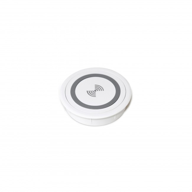 Chargeur sans fil pour mobiles - technologie induction Qi EMUCA