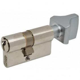 Cylindre à bouton varié en laiton nickelé - First 3001 VACHETTE