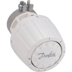 Tête thermostatique - bulbe à gaz - RA/VL 2950 DANFOSS