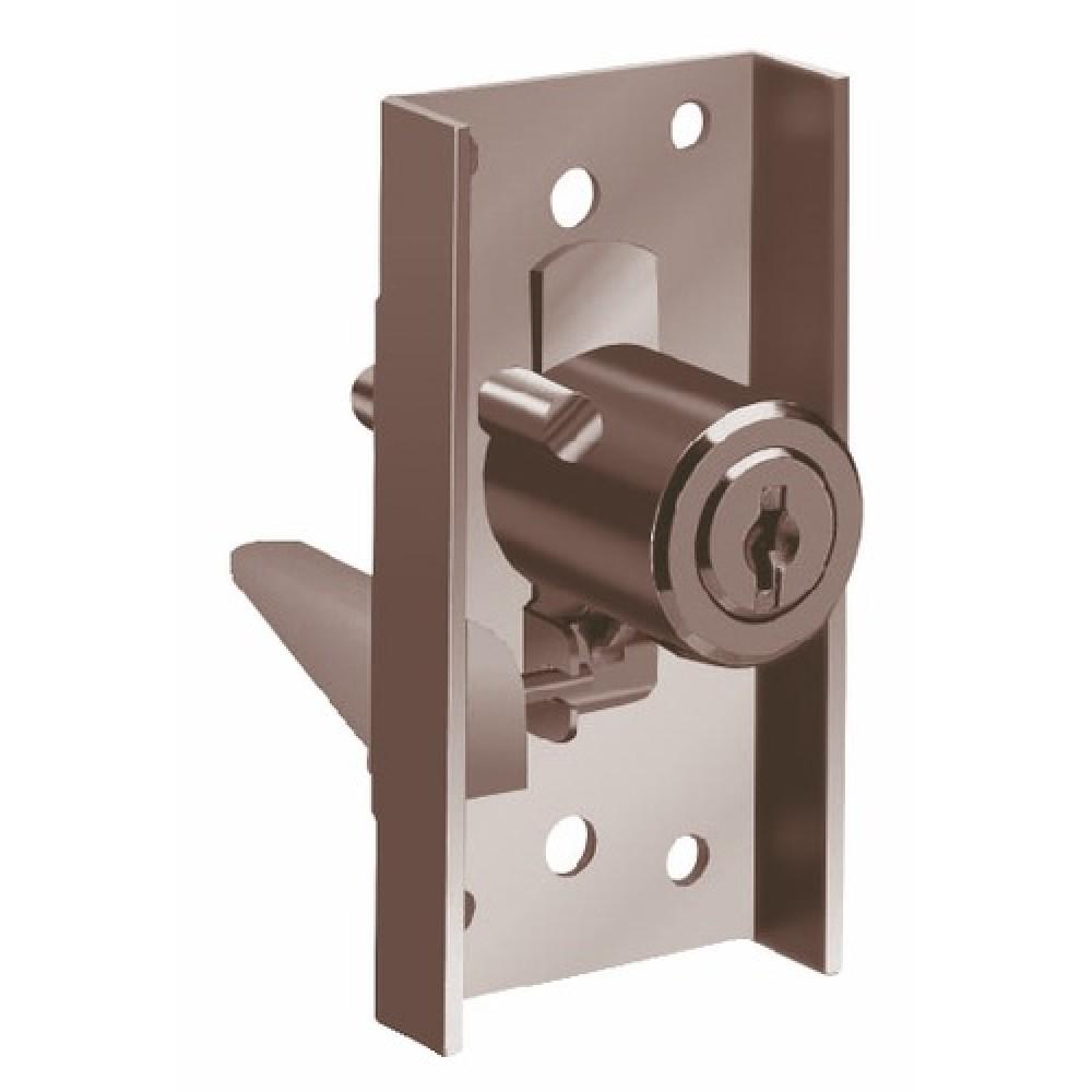 Serrure Meuble Pour Porte Coulissante GRAPPIN ANNAT Bricozor - Porte placard coulissante avec barillet de serrure