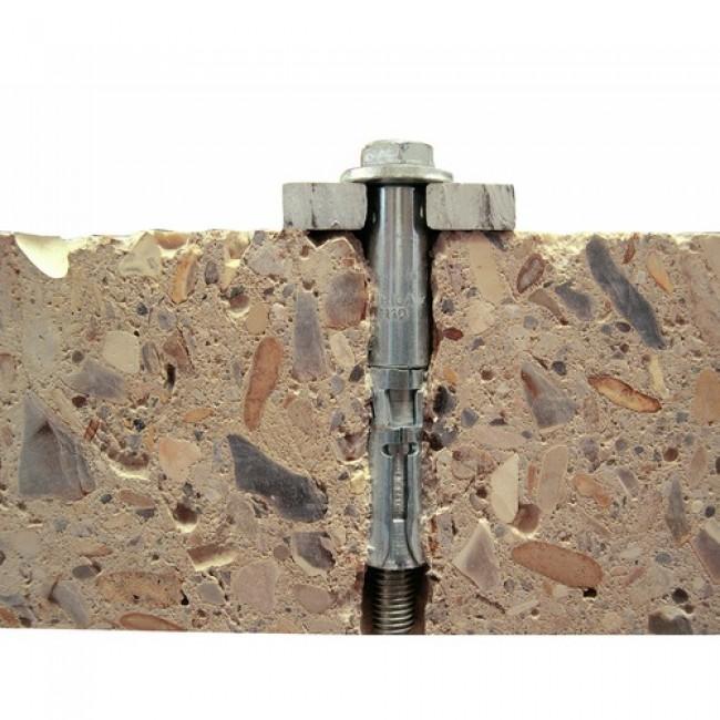 Chevilles métalliques à expansion - fixation lourde - Triga Z à vis SPIT
