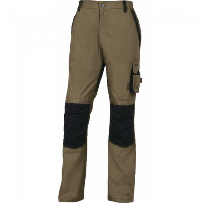 Pantalon 100% coton avec renfort Cordura® polyamide - Spring light DELTA PLUS