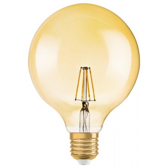 Lampe LED globe vintage 1906 E27 OSRAM