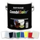 Peinture antirouille - métal brillant - Combicolor RUST-OLEUM