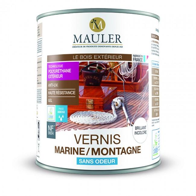 Vernis marine montagne sans odeur Mauler