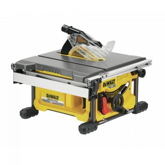 Scie à table 210 mm sans fil 54V XR FLEXVOLT-DCS7485N-sans batterie DEWALT