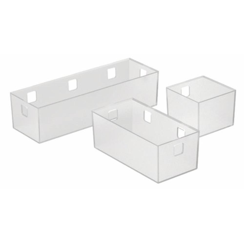 grand choix de 2e956 db1b8 Boite de rangement plastique Banio pour tiroir ArciTech HETTICH sur Bricozor