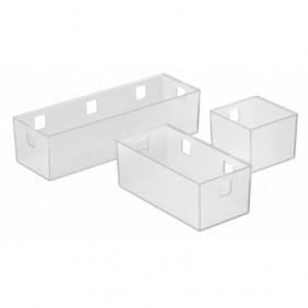 Boite de rangement plastique Banio pour tiroir ArciTech HETTICH