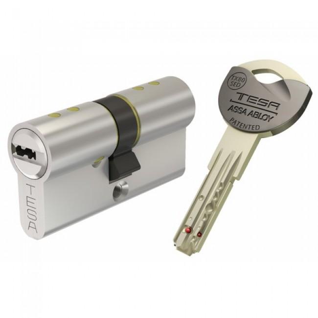 Cylindre haute sûreté - fonction secours - Sensor TX-80 VD TESA Sécurité