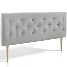 Tête de lit capitonnée 160 x 60 cm OSLO Home Deco