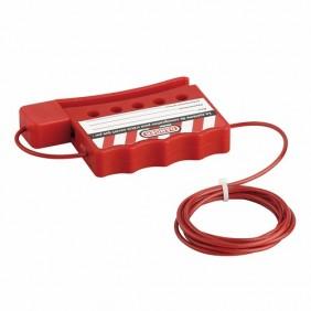 Câble de consignation - diamètre 3 mm - longueur 1,80 m FTH THIRARD