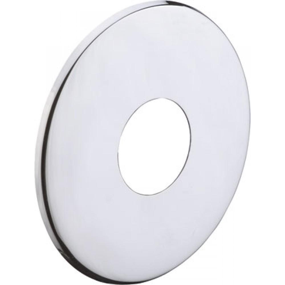 Rosace Plate Chromée Diamètre 62 Mm Hansgrohe Sur Bricozor